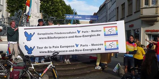 Foto: Bike for Peace